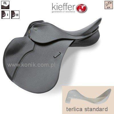 Siodło Kieffer model NORBERT KOOF FL - skokowe