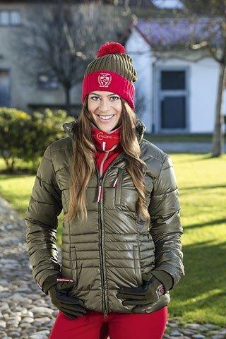 Kurtka damska, zimowa Peru - Covalliero