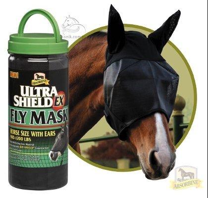 maska przeciw owadom ultra sield ex fly mask