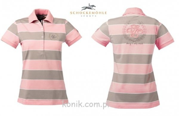 Koszulka GINA - Schockemohle - damska