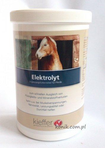 ELEKTROLYT elektrolity - KIEFFER