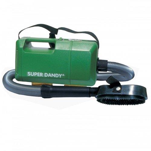 Odkurzacz na ramię do czyszczenia koni SUPER DANDY BOY