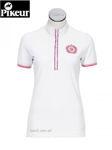 Koszula konkursowa PIKEUR - biała