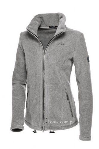 Bluza polarowa Pikeur QUINTA - light grey melange