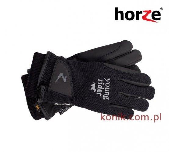 Rękawiczki RIMMA Junior zimowe - HORZE