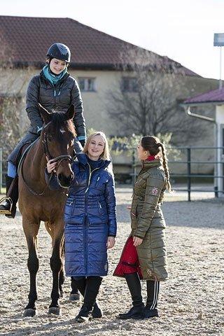 Ocieplacz/spódniczka do jazdy konnej Selina - COVALLIERO