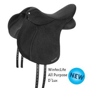 Siodło WintecLite D'Lux wszechstronne