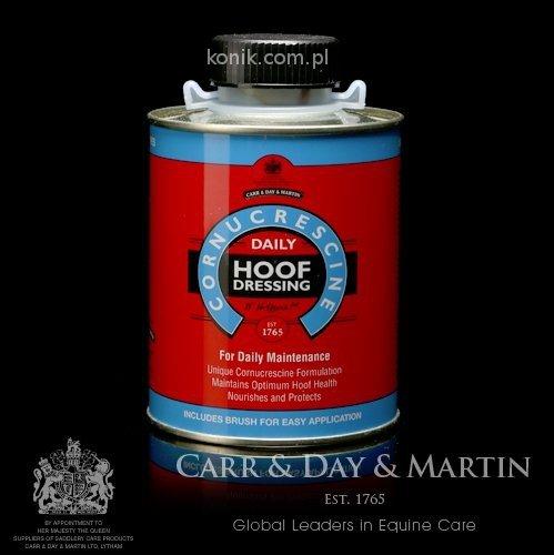 Carr & Day & Martin - DAILY HOOF DRESSING Olej do kopyt z pędzelkiem