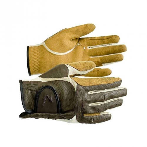 Rękawiczki ze skóry syntetycznej ELISABETH - HORZE