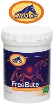 CAVALOR FREE BUTE Natural Relief - 90 tabletek