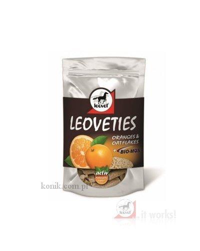 Cukierki LEOVETIES Tummy Ticker - Smakołyk dla brzucha POMARAŃCZA PŁATKI OWSIANE 1kg