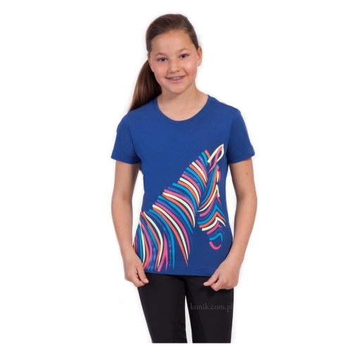 Koszulka dziecięca z nadrukiem ATK161302 - ANKY - mediteranean