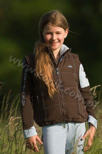 Kamizelka dziecięca RIETI  - EQUI-THEME