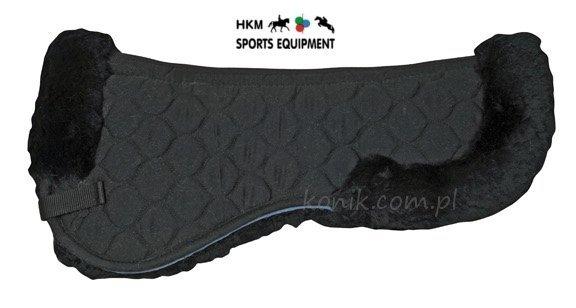 Podkładka pod siodło z owczego futra - HKM