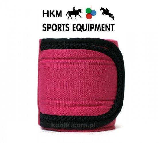 Bandaże polarowe ze sznureczkiem - HKM