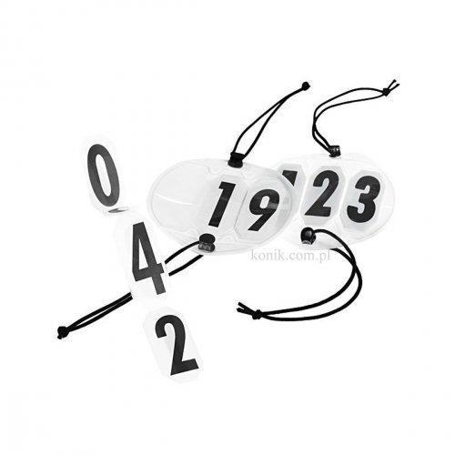 Numerek startowy 3 cyfry - HORZE
