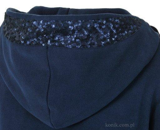 Bluza z kapturem Pikeur ANNE - jet black