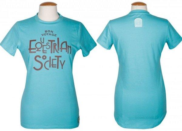 Koszulka bawełniana damska FENNY - Harry's Horse