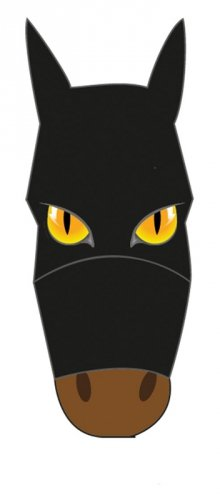 Maska przeciw owadom z wzorem - PFIFF