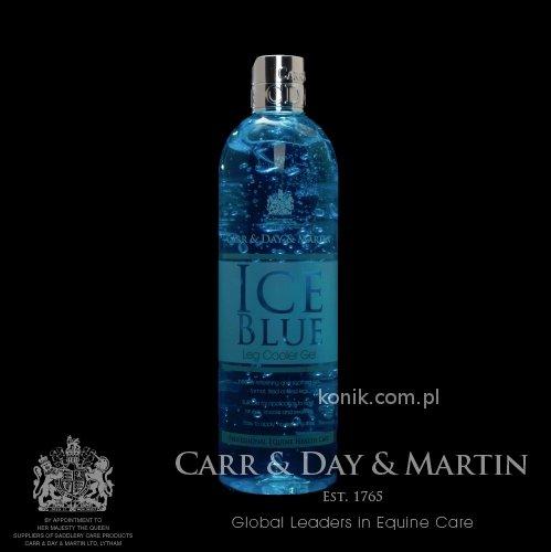 Carr & Day & Martin- ICE BLUE  Żel chłodzący 500ml