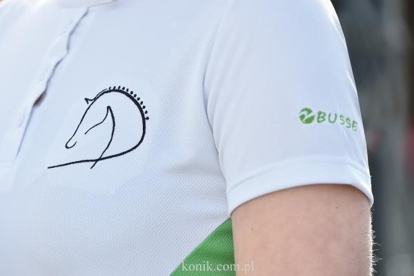 Koszulka konkursowa damska EP II - BUSSE