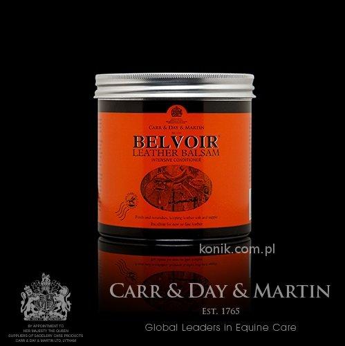 Balsam do skór intensywnie regenerujący BELVOIR LEATHER BALSAM - Carr & Day & Martin