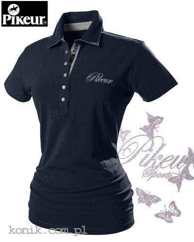 Koszulka polo Pikeur DOLLY - navy