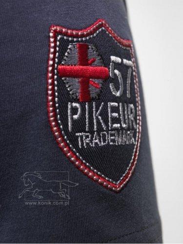 Koszulka Pikeur EMIL - grey melange