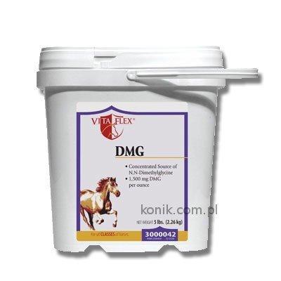 DMG rozkładanie kwasu mlekowego w mięśniach - FARNAM