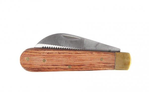 Nóż składany do trymowania grzywy - PFIFF