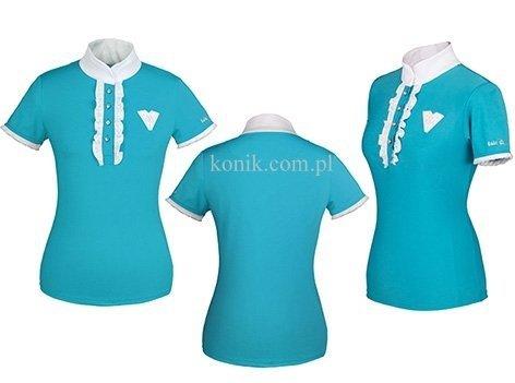 Koszula konkursowa CHARLOTTE jasnoniebieska - FAIR PLAY