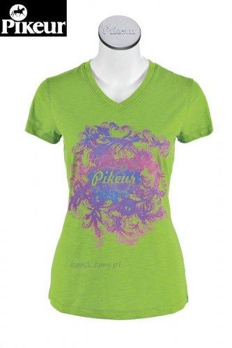 Koszulka Pikeur VICTORIA - lemon green