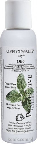 Olejek przeciw owadom Protective oil eyes 125ml - OFFICINALIS