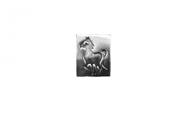 Wisiorek - wesoły konik