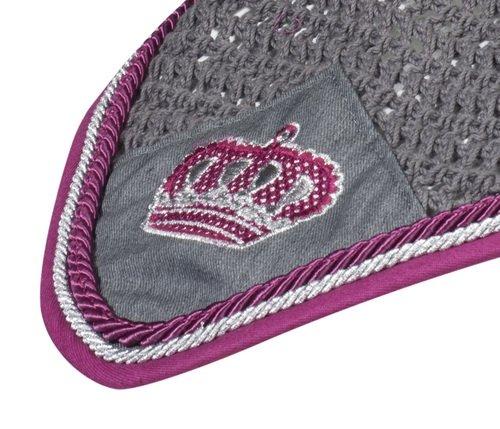 Nauszniki Schockemohle Royal Style - greymelange