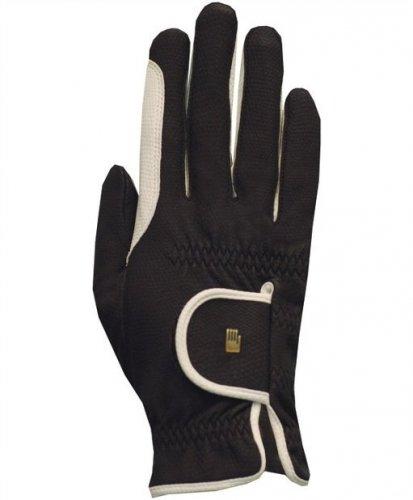 Rękawiczki Roeckl MALTA dwukolorowe 3301-335