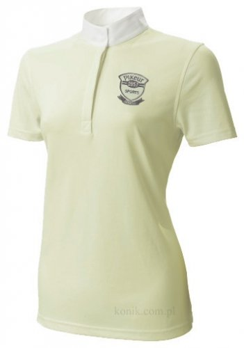 Koszula konkursowa 437 PIKEUR - kremowa