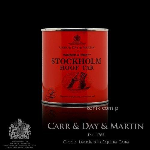 """Dziegieć do kopyt """"STOCKHOLM HOOF TAR""""- Carr & Day & Martin"""