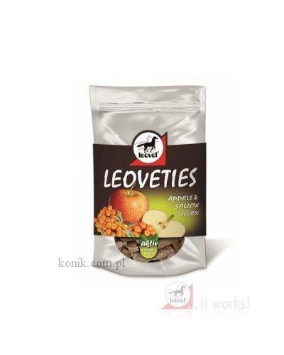 Cukierki dla konia LEOVETIES Power Mix - Zestaw siłowy JABŁKO ROKITNIK 1kg