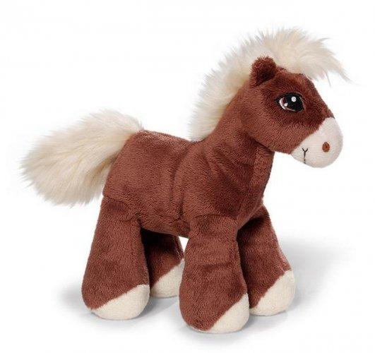 Pluszowy koń Velvet stojący 15 cm - NICI
