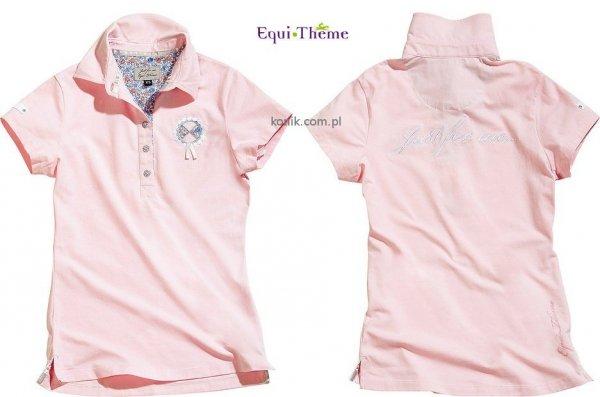Koszulka z flo - Equi-Theme