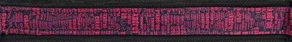 Kantar Eskadron PIN BUCKLE PEACE NEXT GENERATION wiosna-lato 2016 - navy-pink