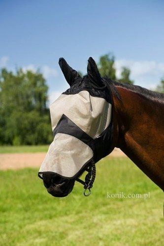 Maska przeciw owadom z ochroną nosa - Ekkia
