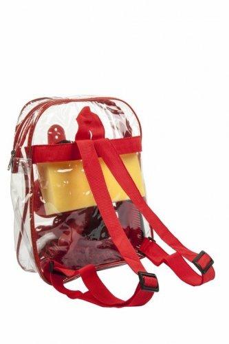 Plecak ze szczotkami do czyszczenia konia - HKM