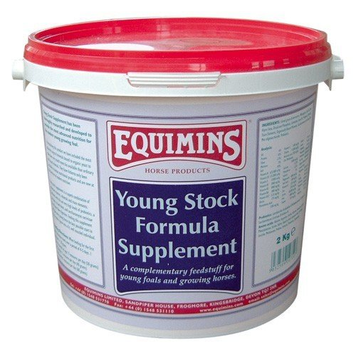 Young Stock Formula Supplement- 2kg