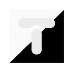 Pierścień do oprawki E27 biały PL-693/0 TOF-PL6930xx-010