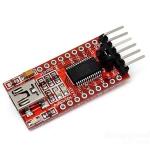 Konwerter FT232 - FTDI USB/TTL - 5V/3,3V - UART - Arduino