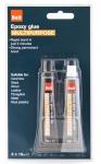 Żywica epoksydowa dwuskładnikowa (uniwersalna) 5min 30 ml - B&Q