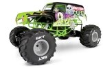 Model RC Axial SMT10 Grave Digger Monster Truck 4WD 1:10 RTR