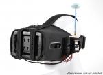 Quanum DIY FPV Goggle V2 w/5 inch LCD Monitor (Kit)